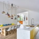Different methods of arranging lighting fixtures